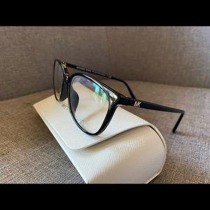 Authentic MK Michael Kors Black eye glasses